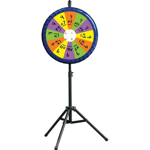 Educational Insights 8485 ReMARKable Spin Wheel