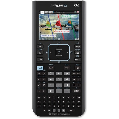 Texas Instruments NSPIRECXCAS Nspire CX CAS Graphing Calculator