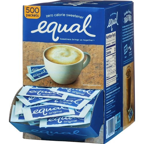 Equal NUT20015448 Sugar Substitute Packets