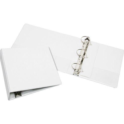 AbilityOne 4950696 Slant D-ring Loose-leaf Binder