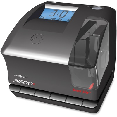 Pyramid 3600SS Time Clock and Document Stamp