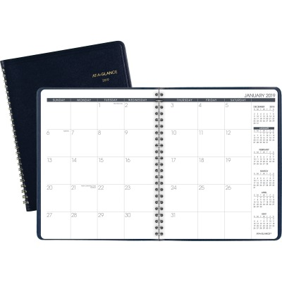 AT-A-GLANCE 7012020 Classic Monthly Planner