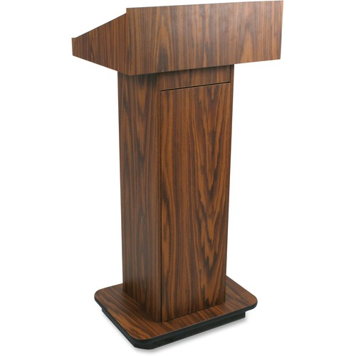 AmpliVox W505MO W505 - Executive Non-sound Column Lectern
