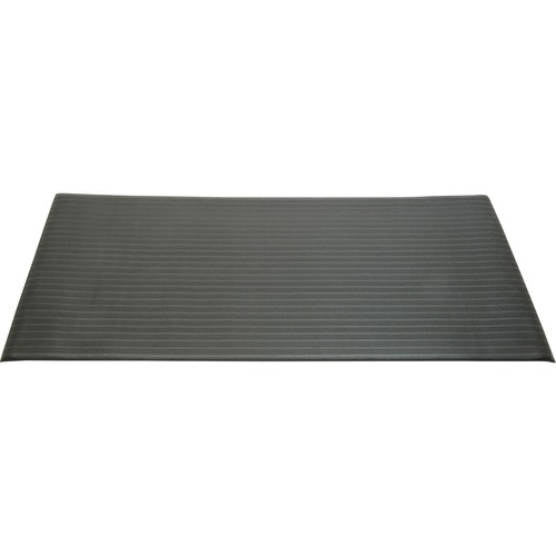 AbilityOne 6163624 Ribbed Vinyl Anti-fatigue Floor Mat
