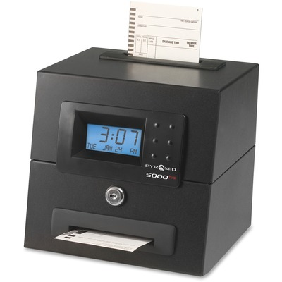 Pyramid 5000HD 5000 Heavy Duty Auto Totaling Time Clock