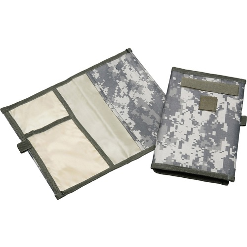 AbilityOne 6188427 ACU Camo Record Book Cover