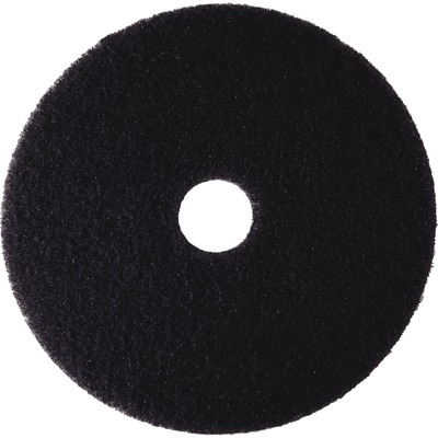 3M 35023 Niagara 7200N Black Stripping Pad
