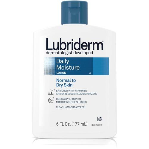 Lubriderm 48816 Daily Moisture Skin Lotion