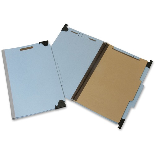 AbilityOne 6216200 1-Divider Hanging Classification Folders