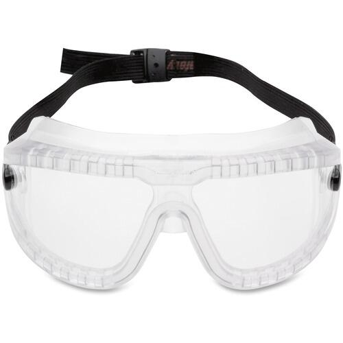 3M 166450000010 Large GoggleGear Safety Goggles
