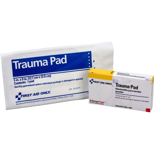 First Aid Only AN205 Trauma Pad
