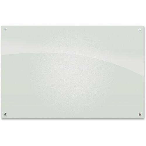 BALT 83952 Frosted Pearl Glass Dry Erase Markerboard