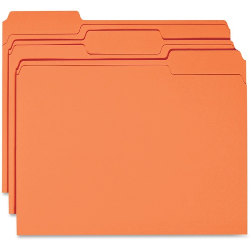 Business Source 44105 Colored File Folder