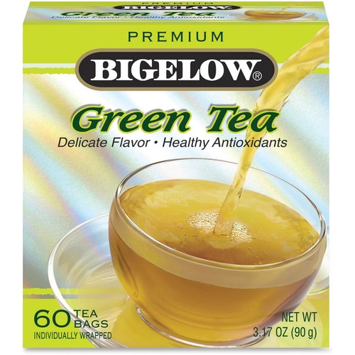 Bigelow 00450 Premium Blend Green Tea