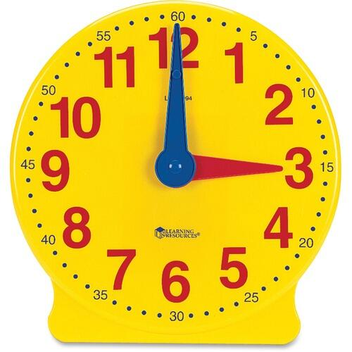 Learning Resources 2094 Big Time Demonstration Clock