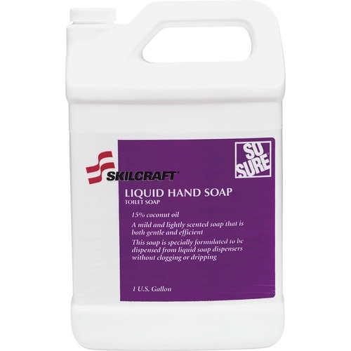 AbilityOne 2280598CT Bathroom Dispenser Liquid Hand Soap