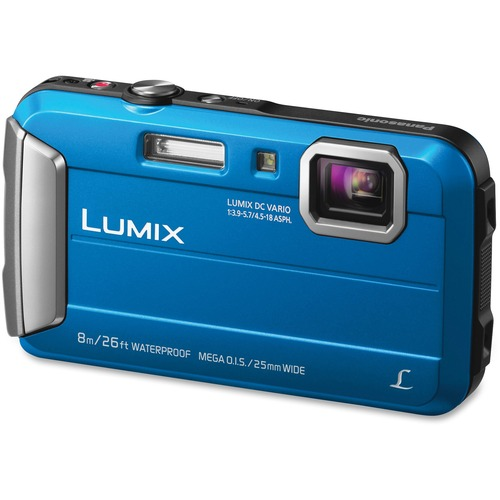 Panasonic DMCTS30A Active Lifestyle Tough Camera