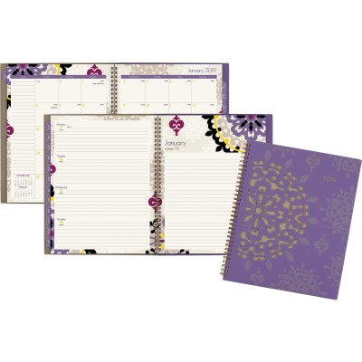AT-A-GLANCE 122905 Vienna Weekly/Monthly Planner