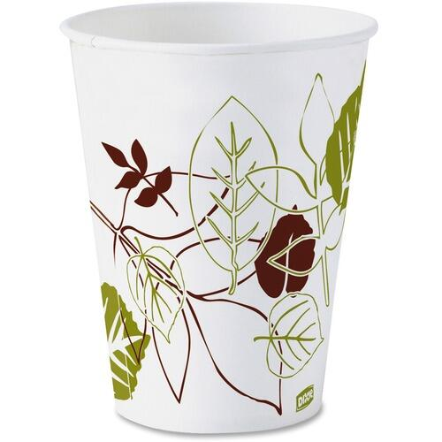 Dixie 45PATHCT Pathways Paper Cold Cups