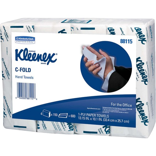 Kleenex 88115CT C-Fold Hand Towels