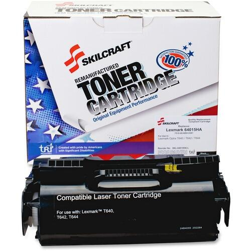 AbilityOne 751001641954 Black Toner Cartridge