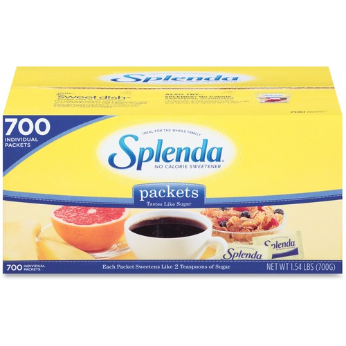 Splenda 200063 Single-serve Sweetener Packets