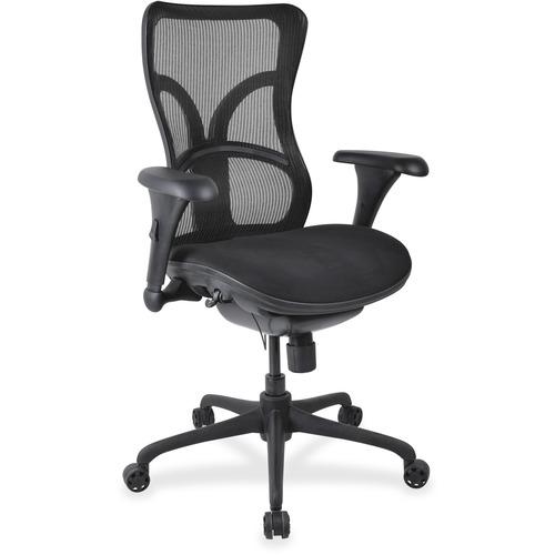 lorell 86200 executive high back mesh chair
