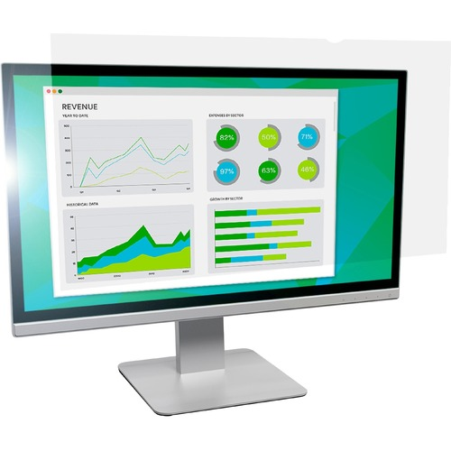 "3M AG220W1B Anti-Glare Filter for 22"" Widescreen Monitor (16:10)"