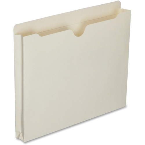 AbilityOne 6321013 Double-ply Tab Expanding Manila File Jackets