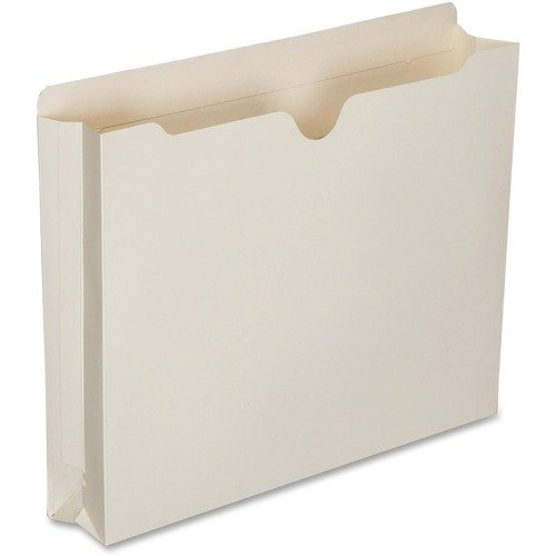 AbilityOne 6321017 Double-ply Tab Expanding Manila File Jackets