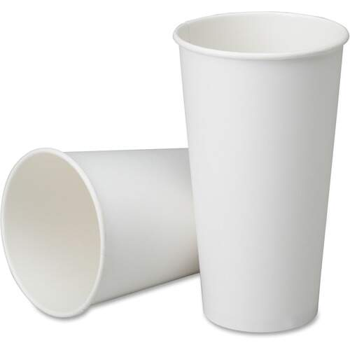 AbilityOne 6457874 21 oz. Disposable Paper Cups