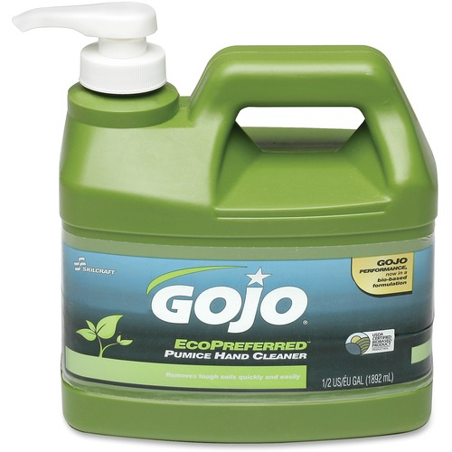 AbilityOne 6471707 GOJO EcoPreferred Pumice Hand Cleaner