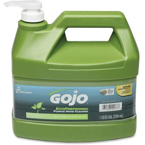 AbilityOne 6471708 GOJO EcoPreferred Pumice Hand Cleaner