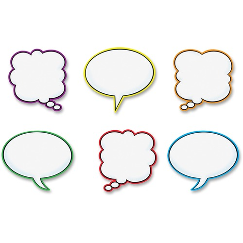 TREND 10928 Speech Balloons Classic Accents Set