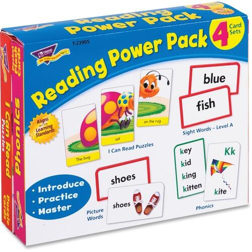 TREND 23905 Reading Power Pack