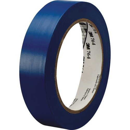 3M 764136BLU General-purpose 764 Color Vinyl Tape