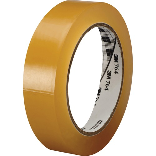 3M 764136TRAN General-purpose 764 Color Vinyl Tape