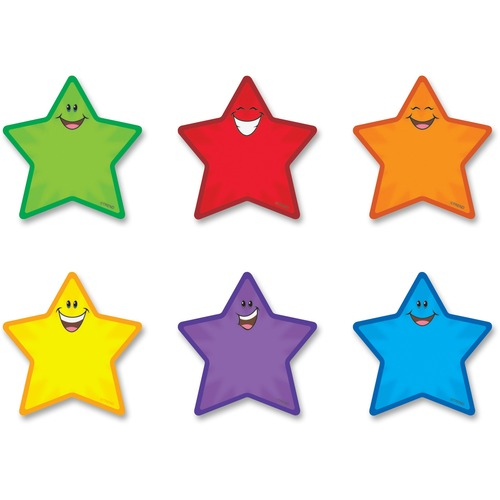 TREND 10801 Mini Stars Accents Variety Pack