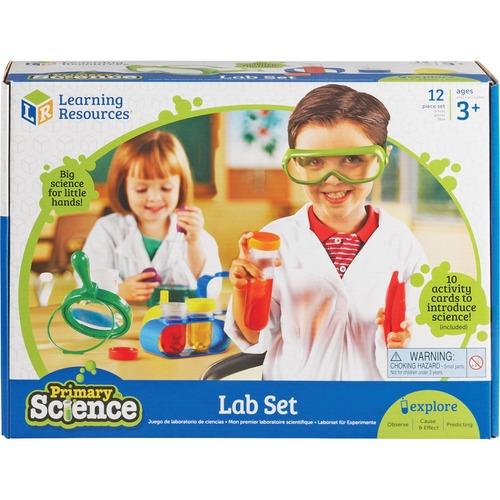 Learning Resources 2784 Primary Science Lab Set
