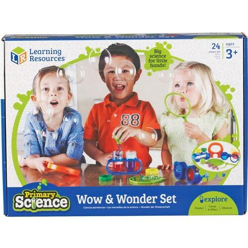 Learning Resources 2825 Wow Science Set