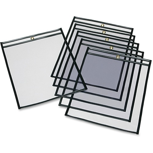 AbilityOne 2729805 Transparent Poly Sheet Protectors