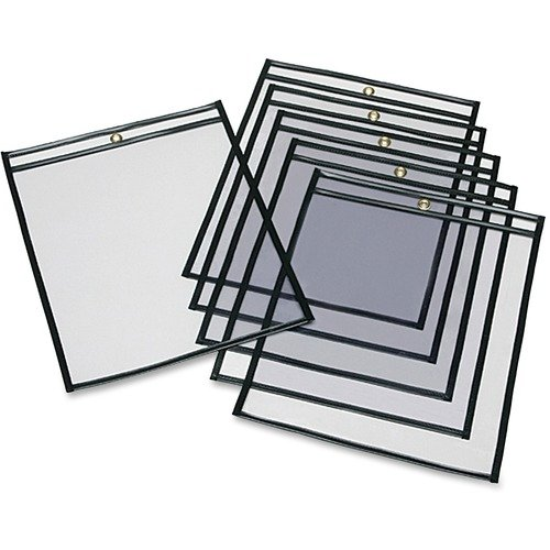 AbilityOne 6477926 Transparent Poly Envelopes