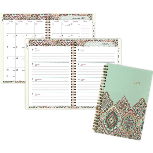 AT-A-GLANCE 182200 Marrakesh Weekly/Monthly Planner