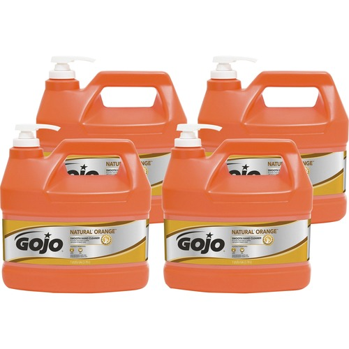 GOJO 094504CT NATURAL ORANGE Smooth Hand Cleaner