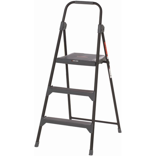 Louisville BXL426003 3' Steel Type II Step Stool