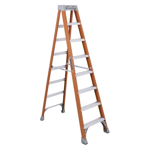 Louisville FS1508 8' Fiberglass Step Ladder