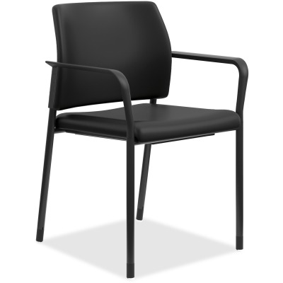 HON SGS6FBUR10B Accommodate Fixed Arms Guest Chair