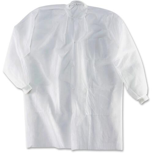 Impact M1735KCL PolyLite Labcoats