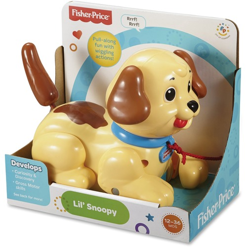 Brilliant Basics H9447 Lil' Snoopy Plastic Puppy