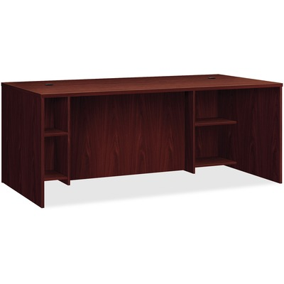 Basyx BL2101BFNN BL Mahogany Laminate Office Furniture
